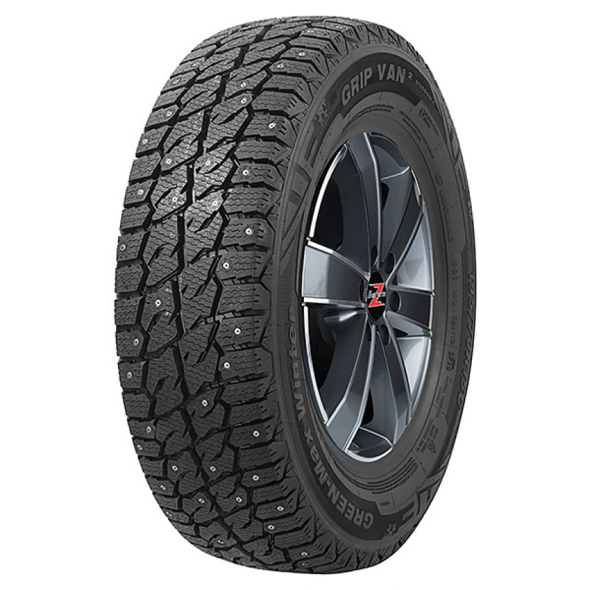 GreenMax Winter Grip Van 2 175/80-13C Q