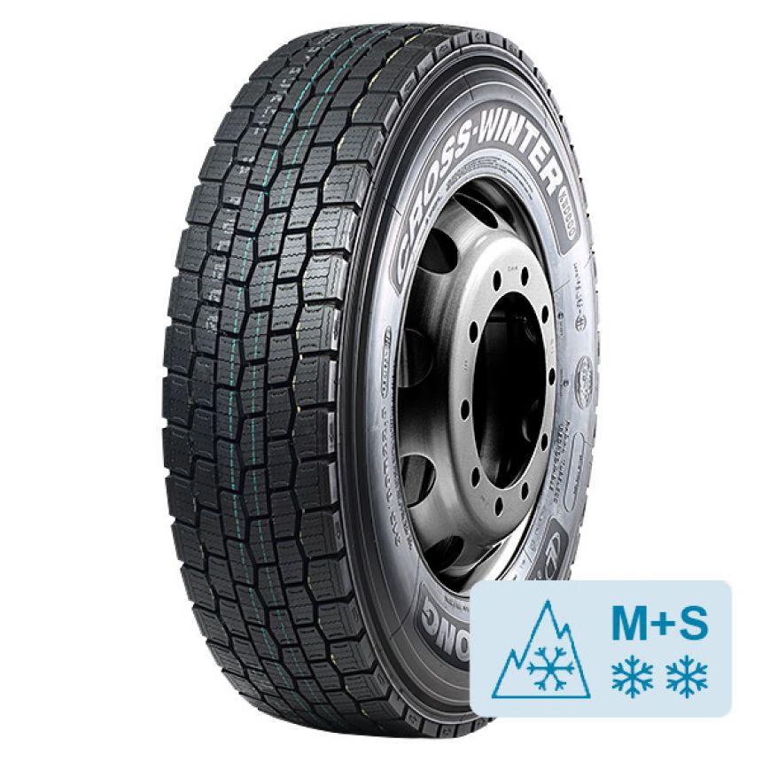 KWD600 Kuorma-autoon M+S TALVI
