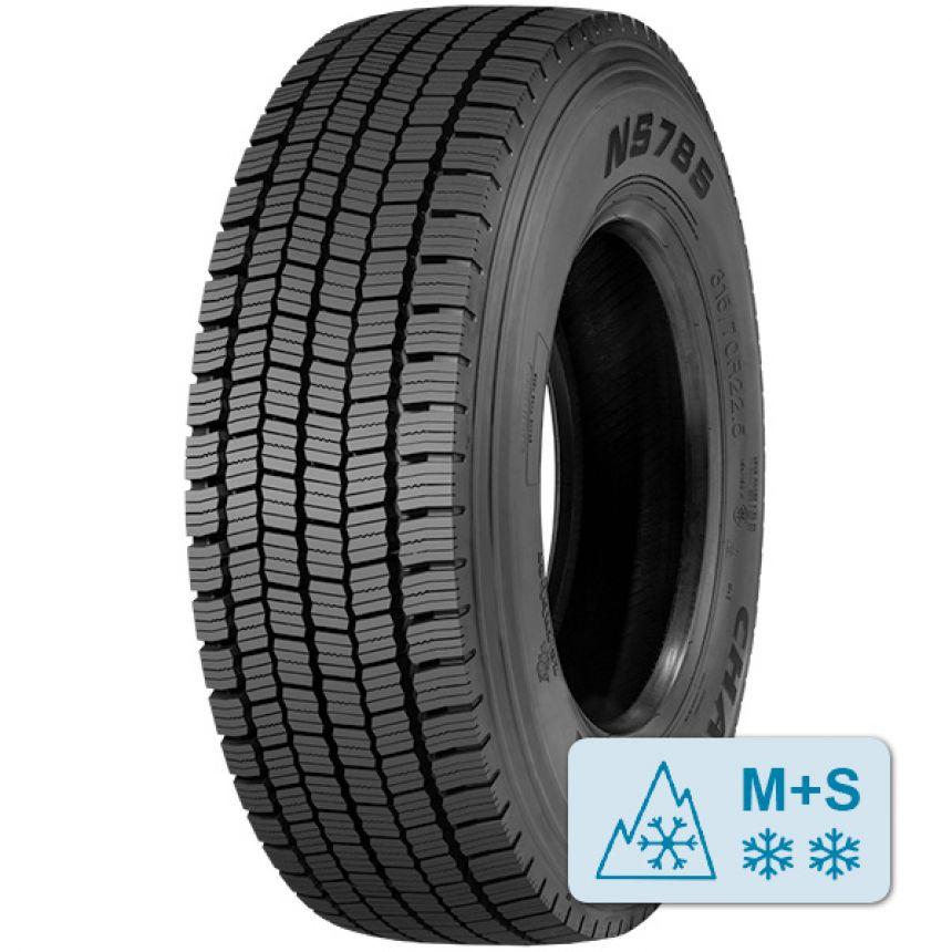 ICETRAC S1 Kuorma-autoon M+S TALVI 315/80-22.5 L